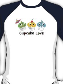 Cupcake Love II T-Shirt
