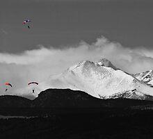 Colorado Rocky Mountain High by Bo Insogna