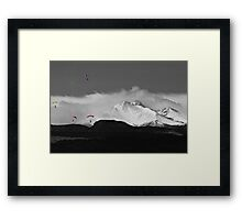 Colorado Rocky Mountain High Framed Print
