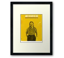 Jimmy Bullard Framed Print