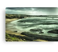 Almograve on a windy day Canvas Print