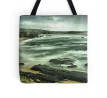 Almograve on a windy day Tote Bag