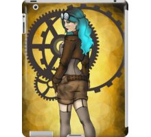 Steampunk Girl Pinup iPad Case/Skin