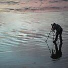 Capturing sunset by OksanaAyvaz