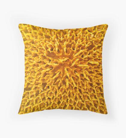 COROLLA Throw Pillow
