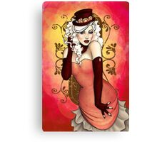 Victorian Steampunk  Canvas Print
