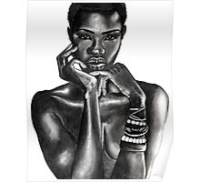 Ajuma - The Beauty Collection Poster