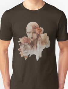"""Claudia 2"" By Sara Moon Unisex T-Shirt"