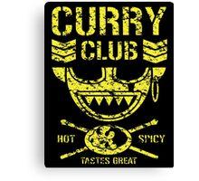 The Curry Club Canvas Print