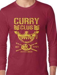 The Curry Club Long Sleeve T-Shirt