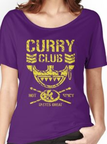 The Curry Club Women's Relaxed Fit T-Shirt