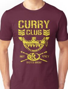 The Curry Club Unisex T-Shirt