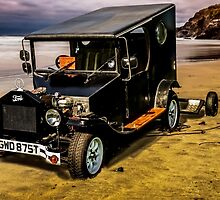 Model T Ford by Lissywitch