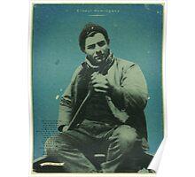 Hemingway Poster