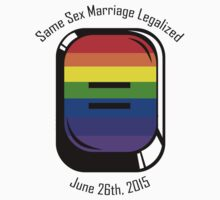 Same Sex Marriage Legalization Baby Tee