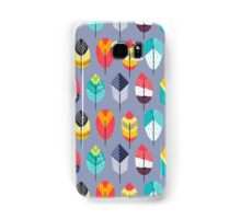 Fun Feathers Samsung Galaxy Case/Skin