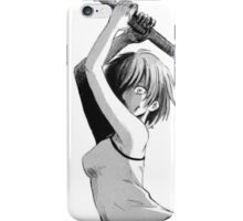 don't fuck with me iPhone Case/Skin