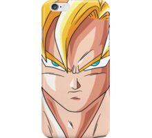 SSJ GOKU Phone Case iPhone Case/Skin