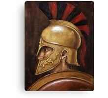 Achilles  (Mythological Greek hero) Canvas Print