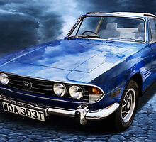 Triumph Stag by Lissywitch