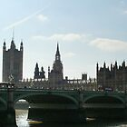 Paul's Panoramaics - Houses of Parliament by Paul Liddement