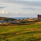 Headland hotel, Newquay by Lissywitch