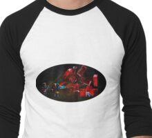 Revenge attack of the bricks Men's Baseball ¾ T-Shirt