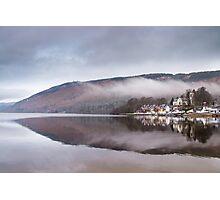 Kenmore reflection, Perthshire, Scotland Photographic Print