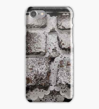 Sugared Brownies iPhone Case/Skin