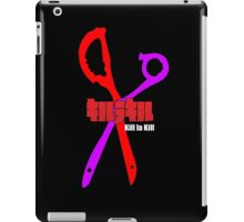 Kill la Kill scissor iPad Case/Skin