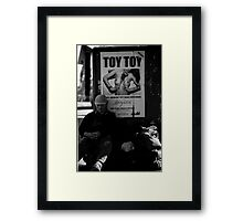 Toy Toy Framed Print