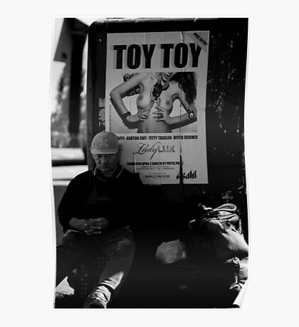 Toy Toy Poster