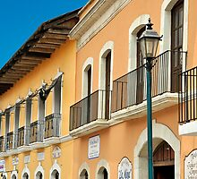 Balcones, Real Del Monte by Nick Conde-Dudding