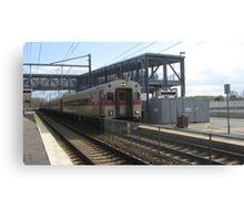 1522 MBTA Commuter Rail Canvas Print