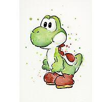 Yoshi Watercolor Photographic Print