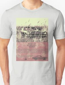 Ford Mustang - Netherlands advert.... T-Shirt