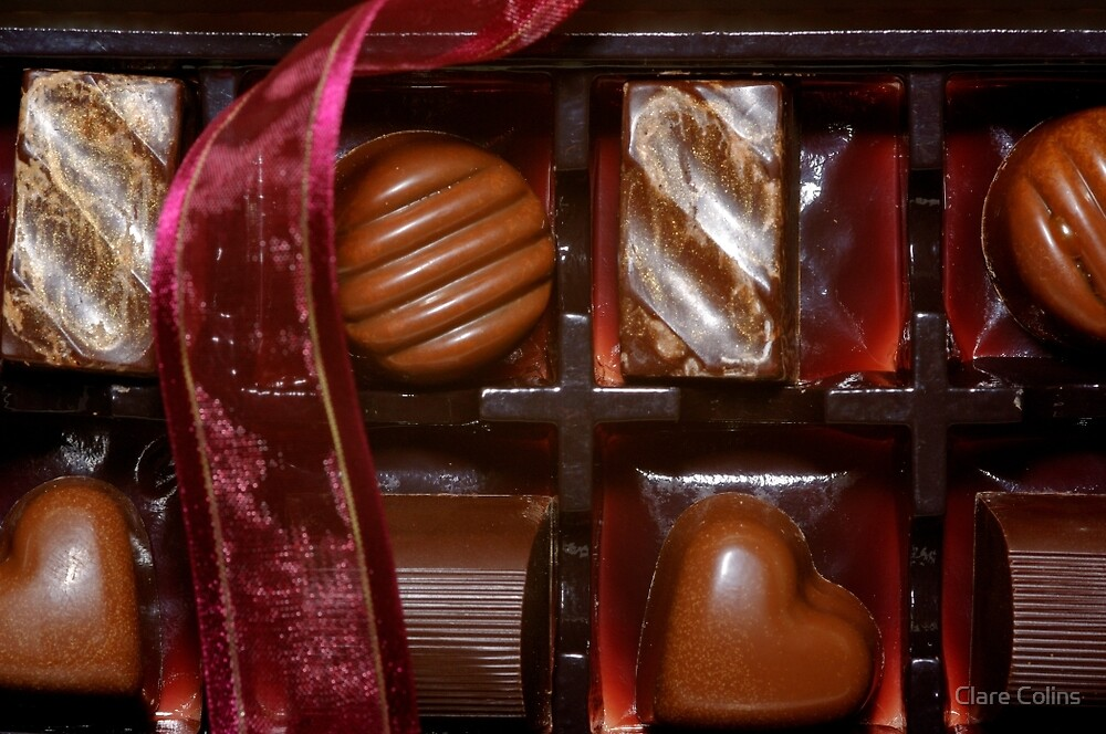 Chocolate by Clare Colins