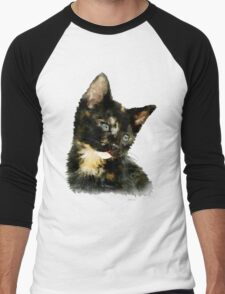 Susie: Black and tan Kitten T-Shirt