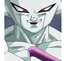 Frieza Phone Case by zeroheroes
