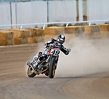 Controlled Chaos at 100MPH by Craig Durkee
