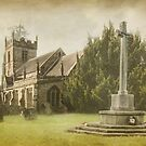 St John The Baptist church, Claines by Lissywitch