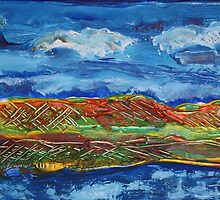 Prairie Skies in Spring by eoconnor