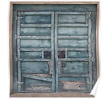 Lovely Patina Poster