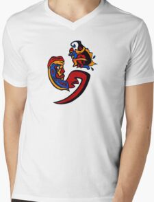Hearts a mess 1 Mens V-Neck T-Shirt