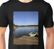 The Lone Boat Unisex T-Shirt