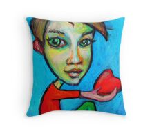 This is for you Throw Pillow