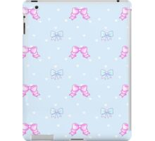 Cutie bows iPad Case/Skin