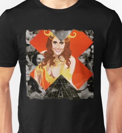 Jackie Cross Unisex T-Shirt