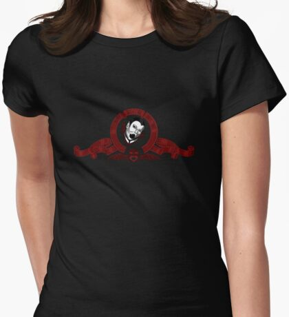 Death for Deaths Sake Womens Fitted T-Shirt