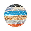 Eco Geodesic  by Terry  Fan